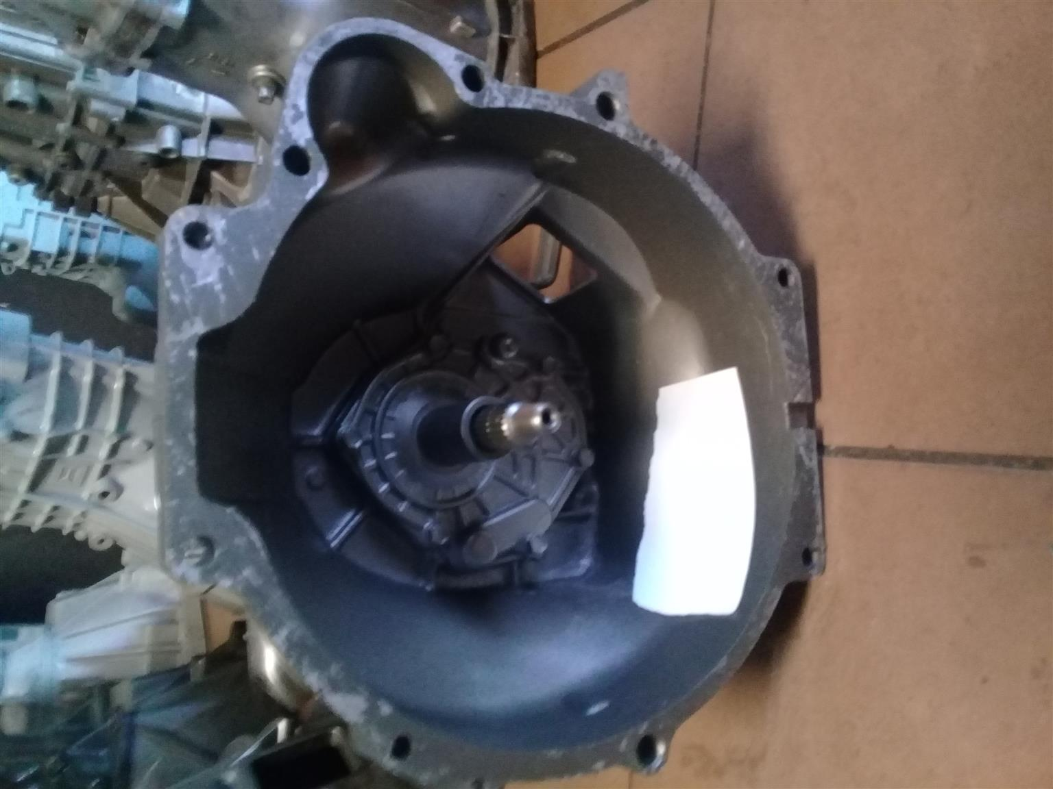 Hyundai H100 2x4 Recon gearbox
