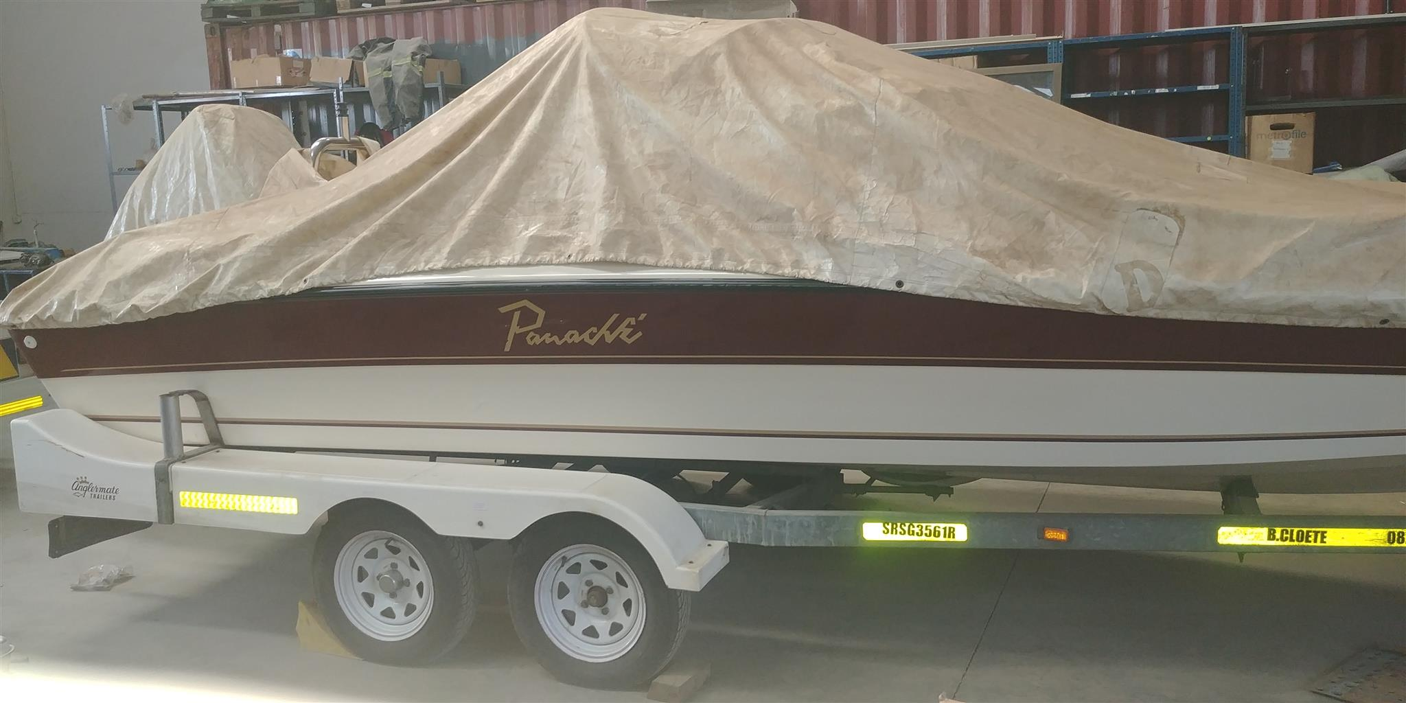 Panache Speed Boat for sale