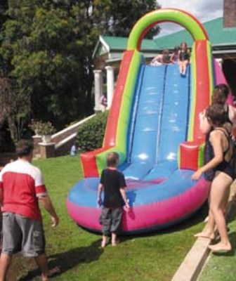 Water Slides for Hire 3m Gladiator Slide