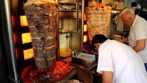 ELECTRIC AND GAS SHAWARMA Brand NEW