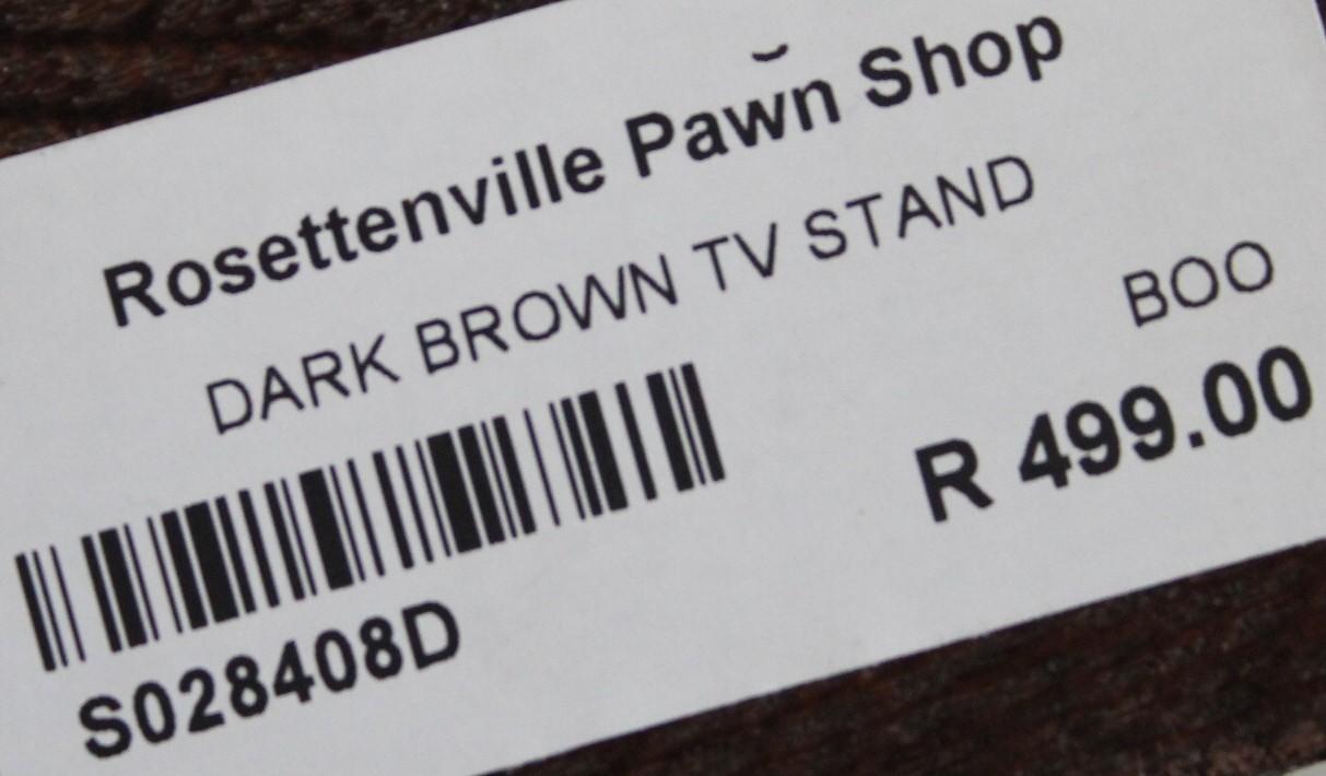 TV stand S028408d  #Rosettenvillepawnshop