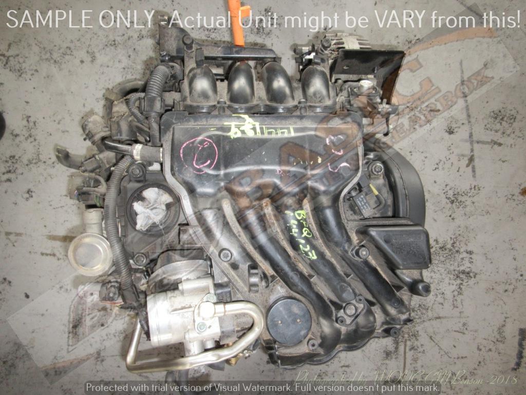 VOLKSWAGEN GOLF 4 -BFQ 1.6L EFI 8V Engine -GOLF IV