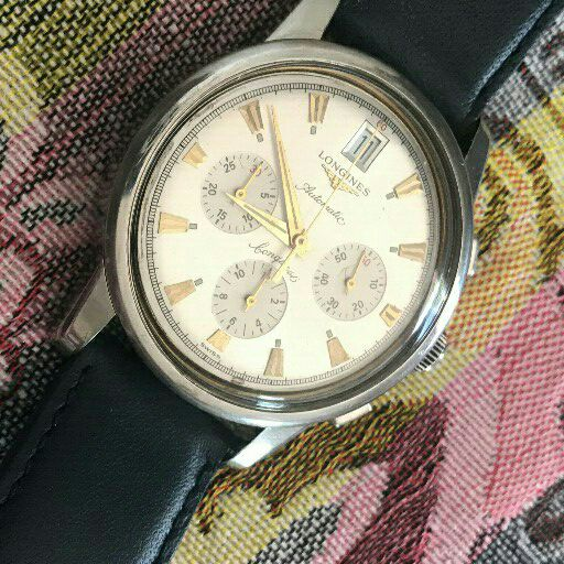 wanted vintage longines chronograph watches