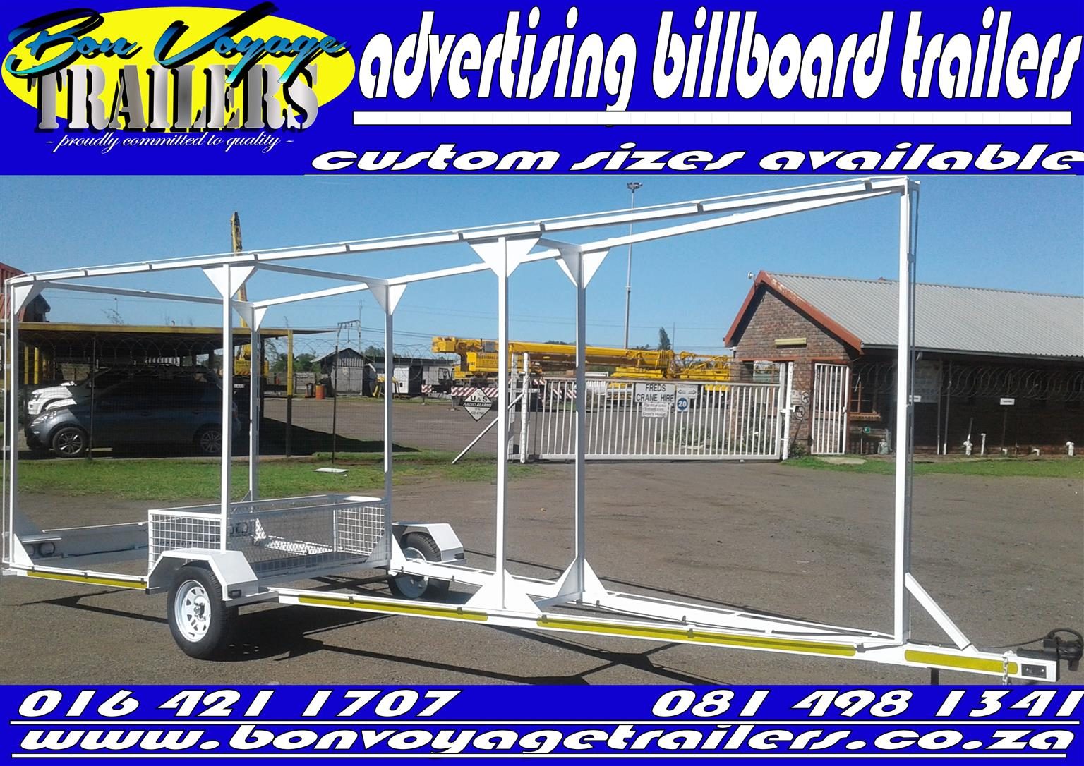 billboard advertising trailers