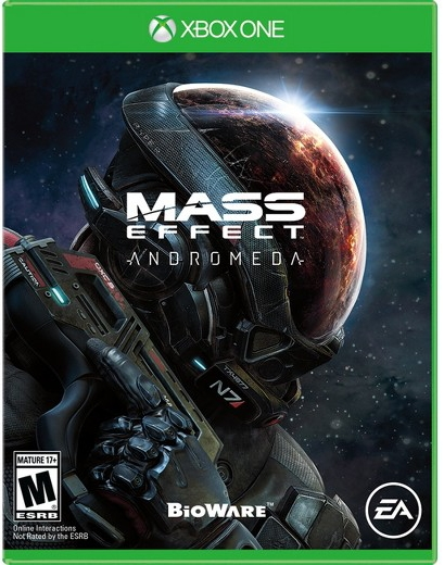 Mass Effect Andromeda XBox1 New