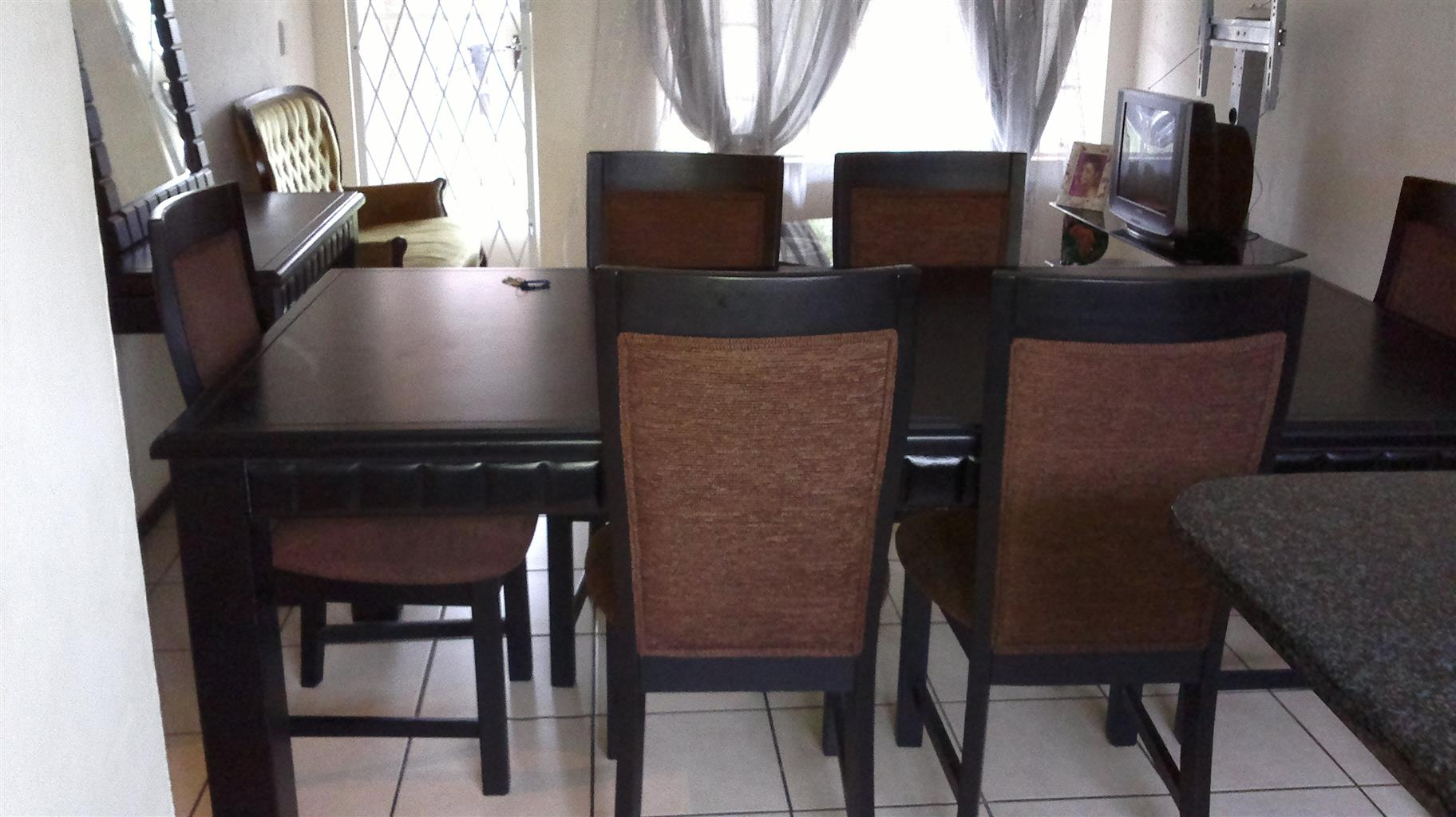 7 PIECES HOUSE U0026 HOME ITALIAN BALTIMORE DINNING TABLE