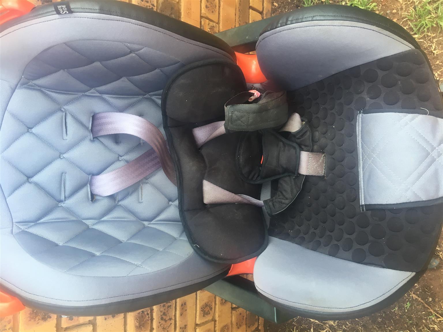 Bambino F1 car seat