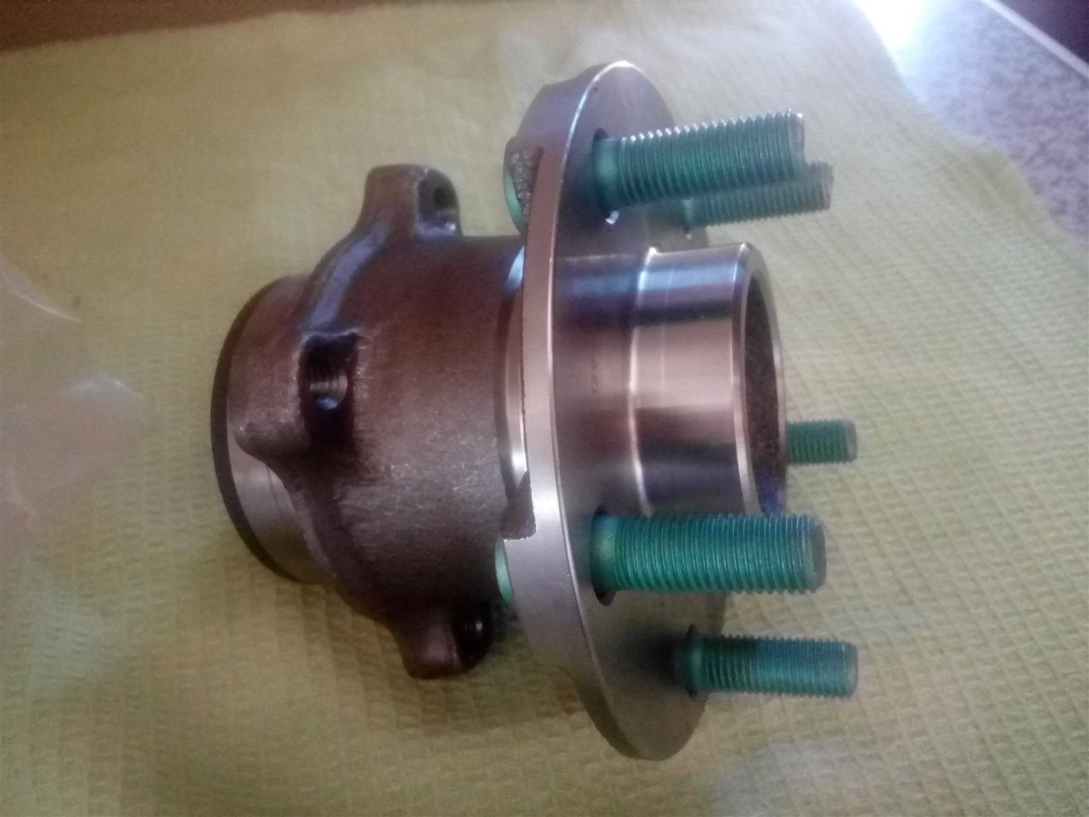 Mazda 3/ Volvo S40 Wheel bearings