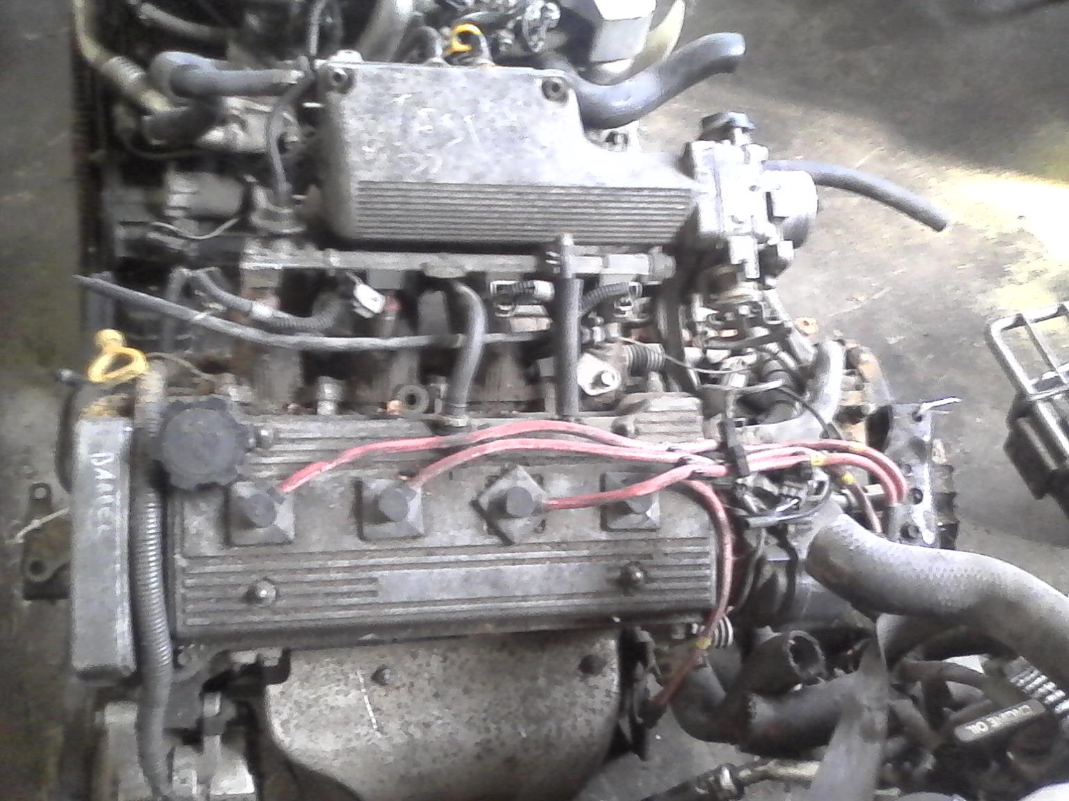 Toyota Corrolla 1.6i 4AFE Engine for Sale