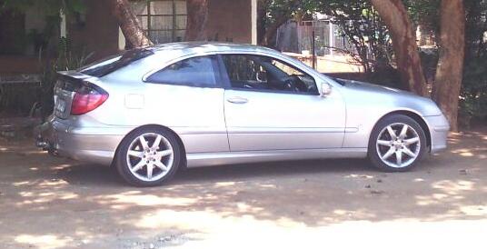 2003 Mercedes Benz C Cl C180 Coupe