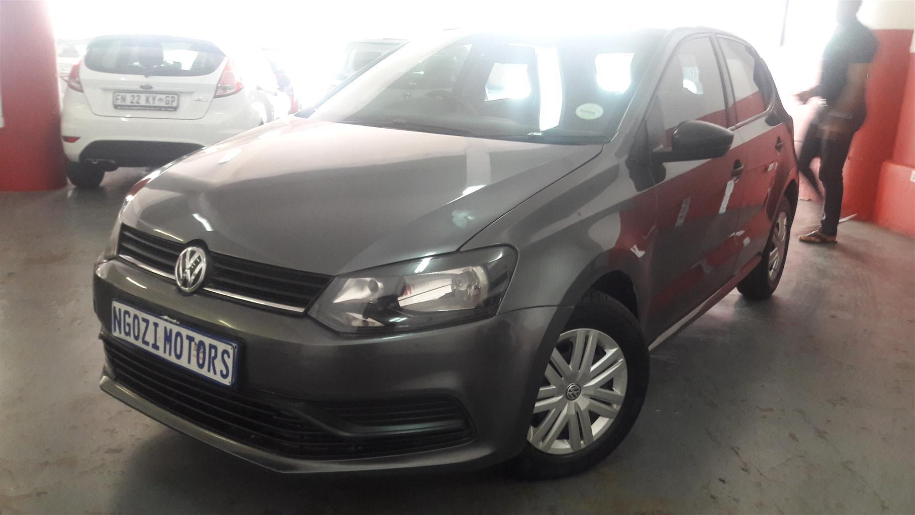 Polo For Sale In Gauteng R30000 | AGBU Hye Geen