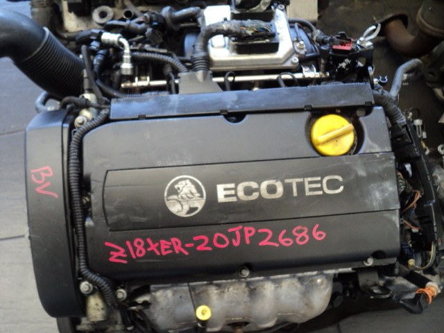 OPEL ZAFIRA Z18XER ENGINE R12950 *SPECIAL*