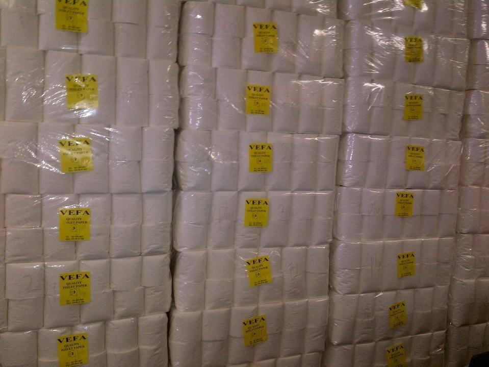 Vefa Toilet Paper 48 rolls wholesale only R94 a bale