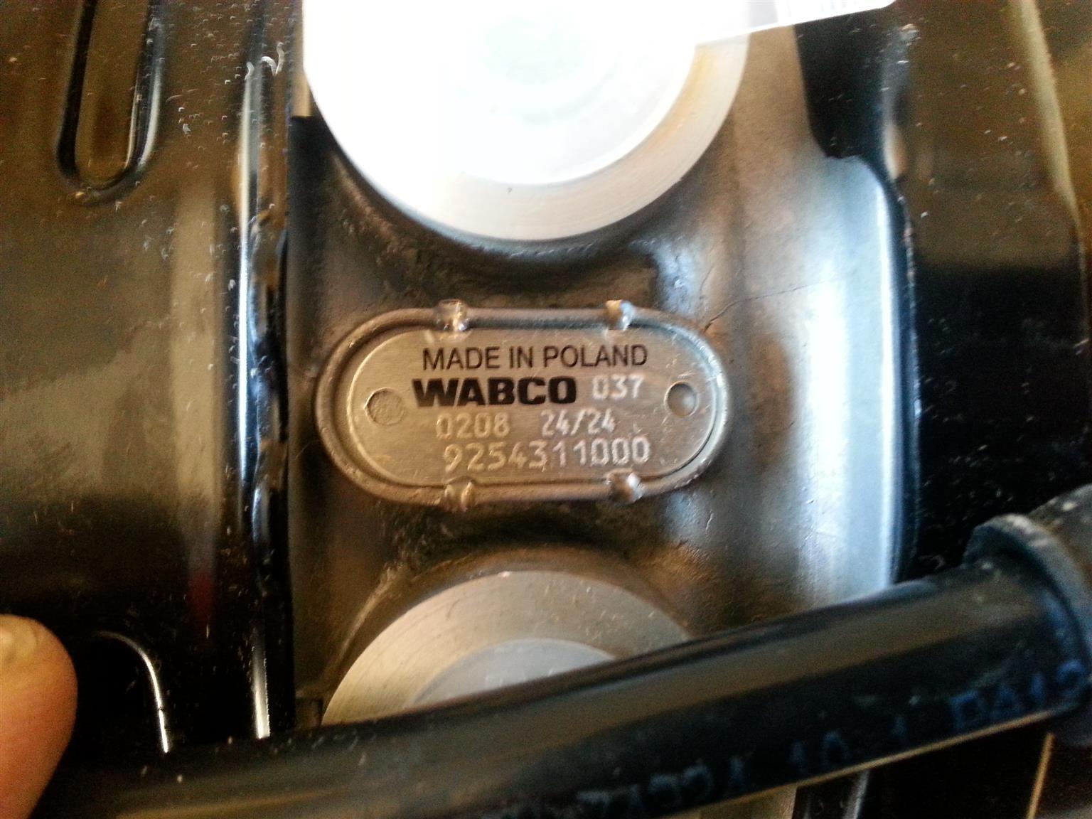 Wabco Air Brakes