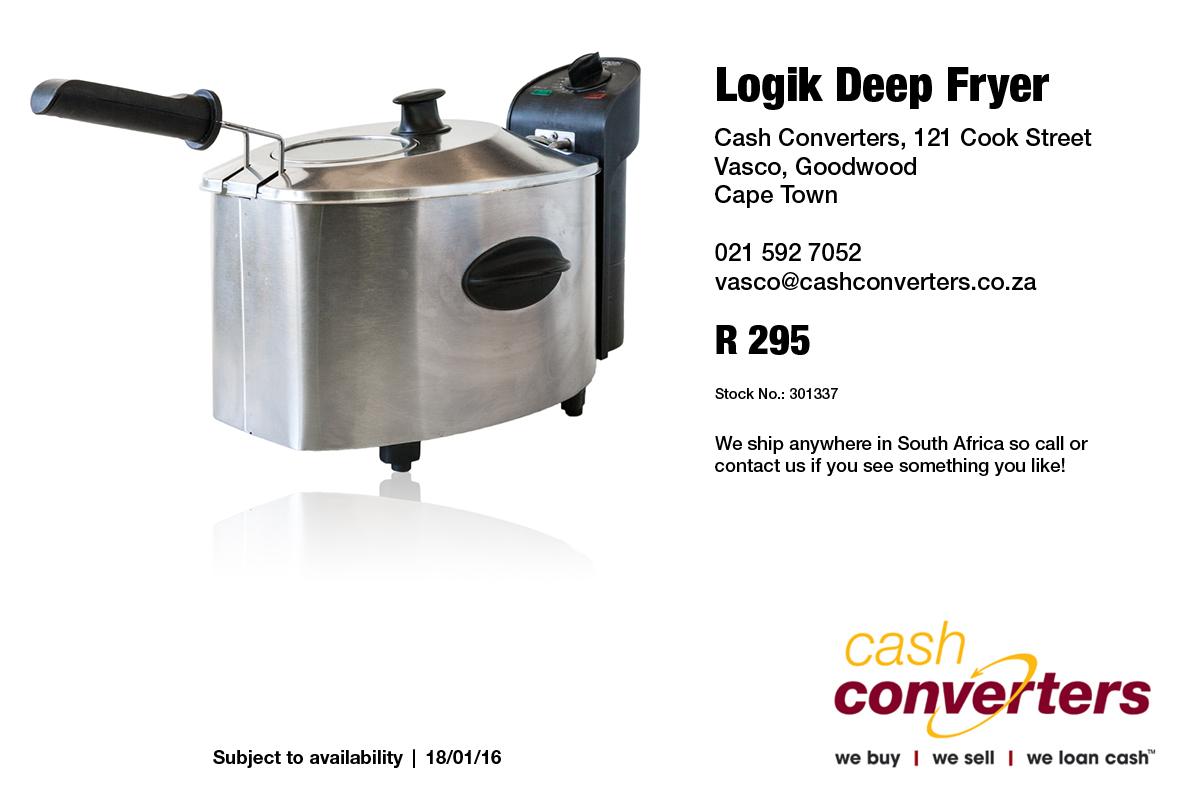 Logik Deep Fryer
