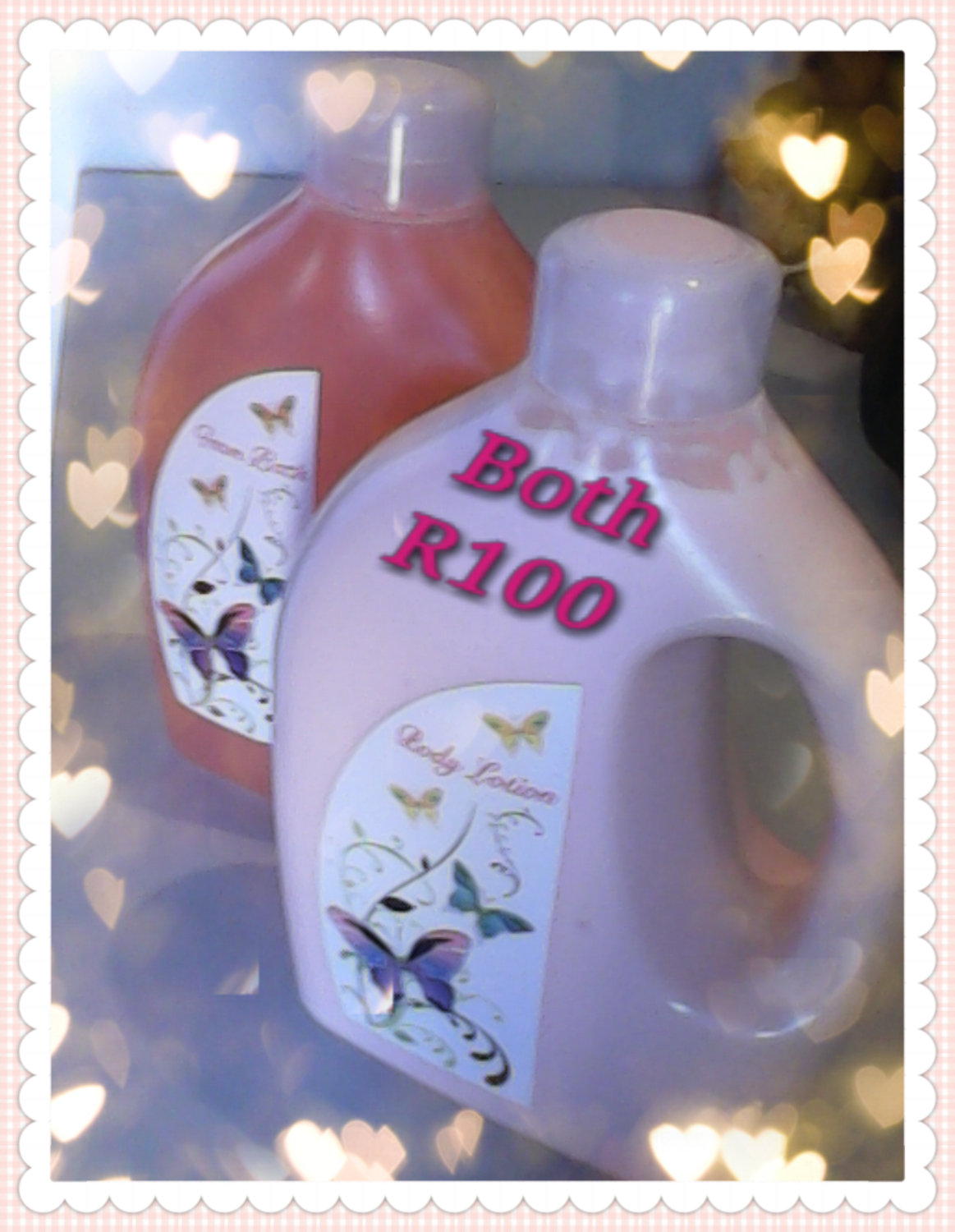 Body Lotion, bath Foam & other toiletries & cosmetics