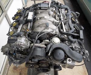 Mercedes M273 Head Block & Sump | Junk Mail