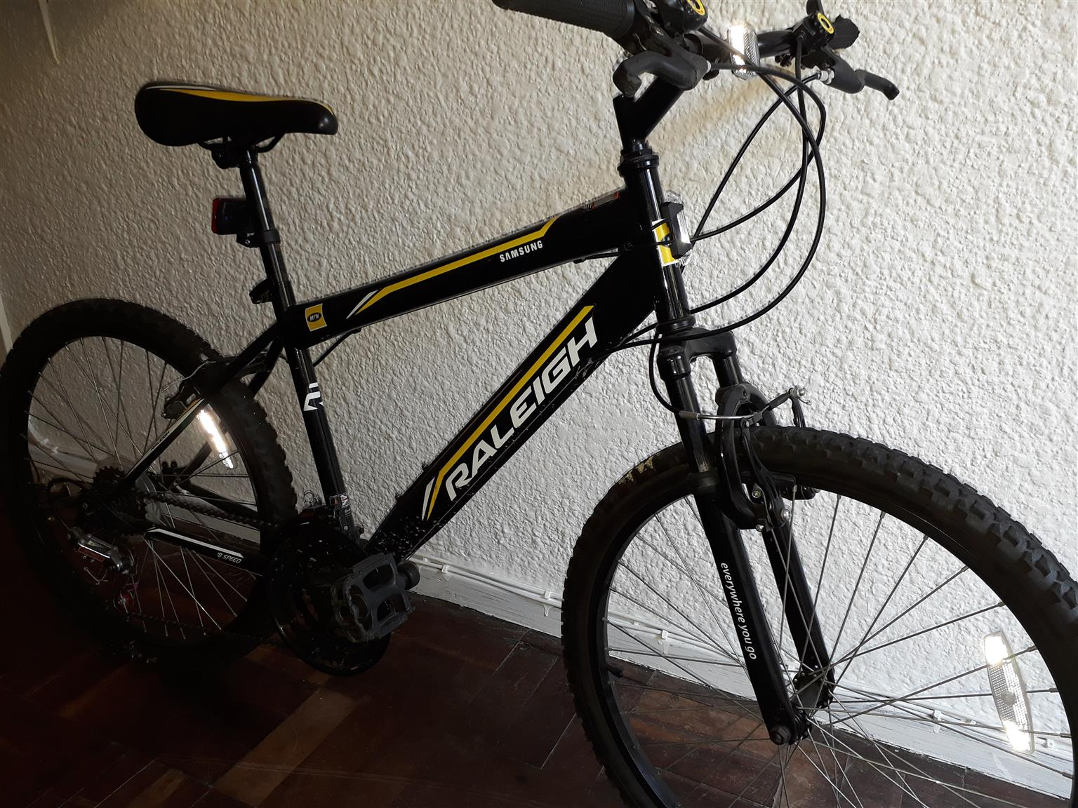 A.Mountain bike