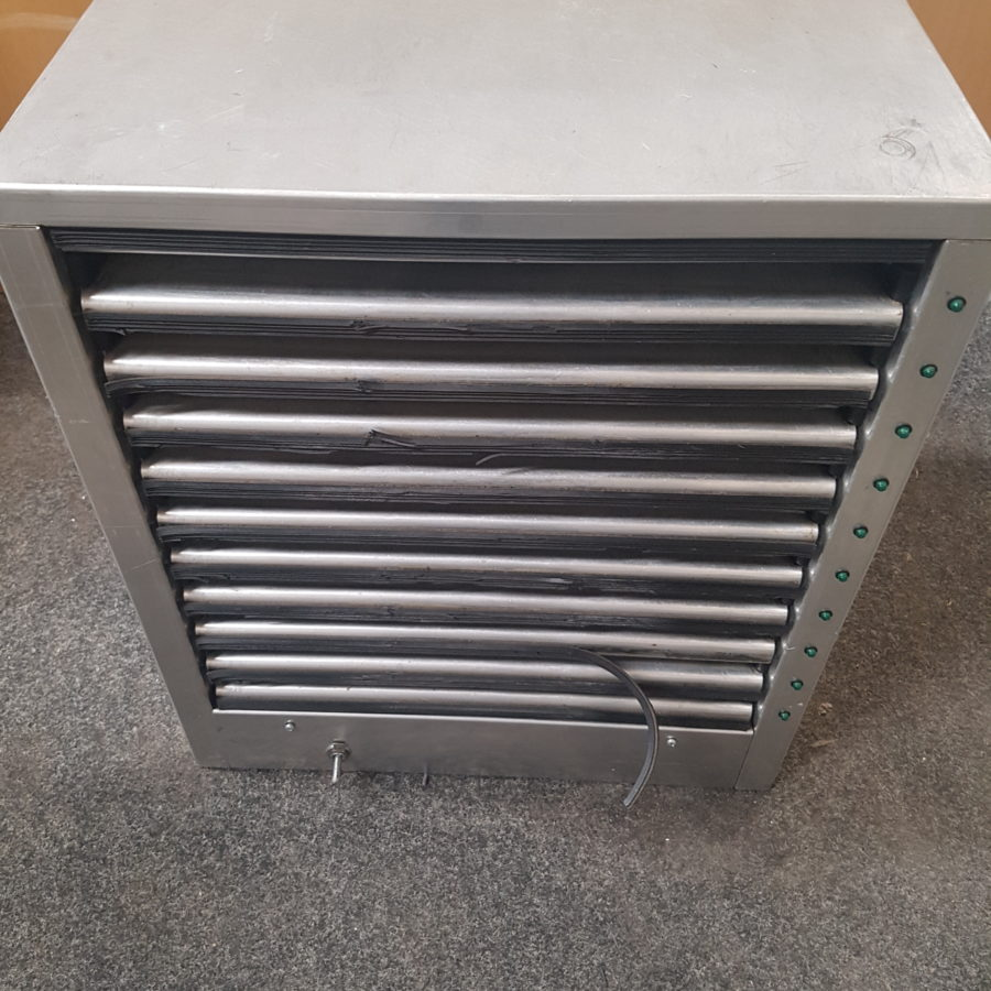 10 line hot tray oven