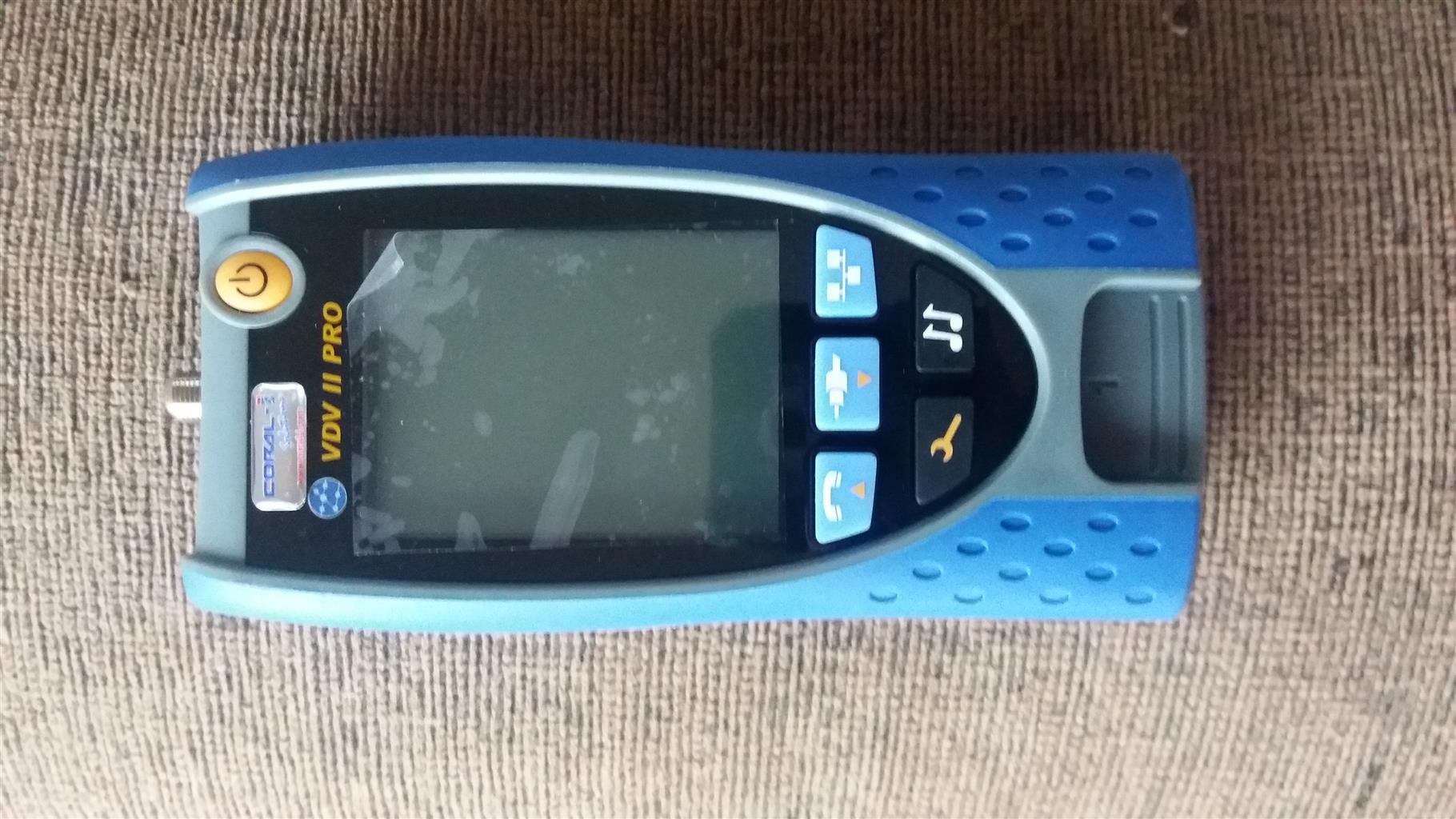 Electronic cable tester for sale