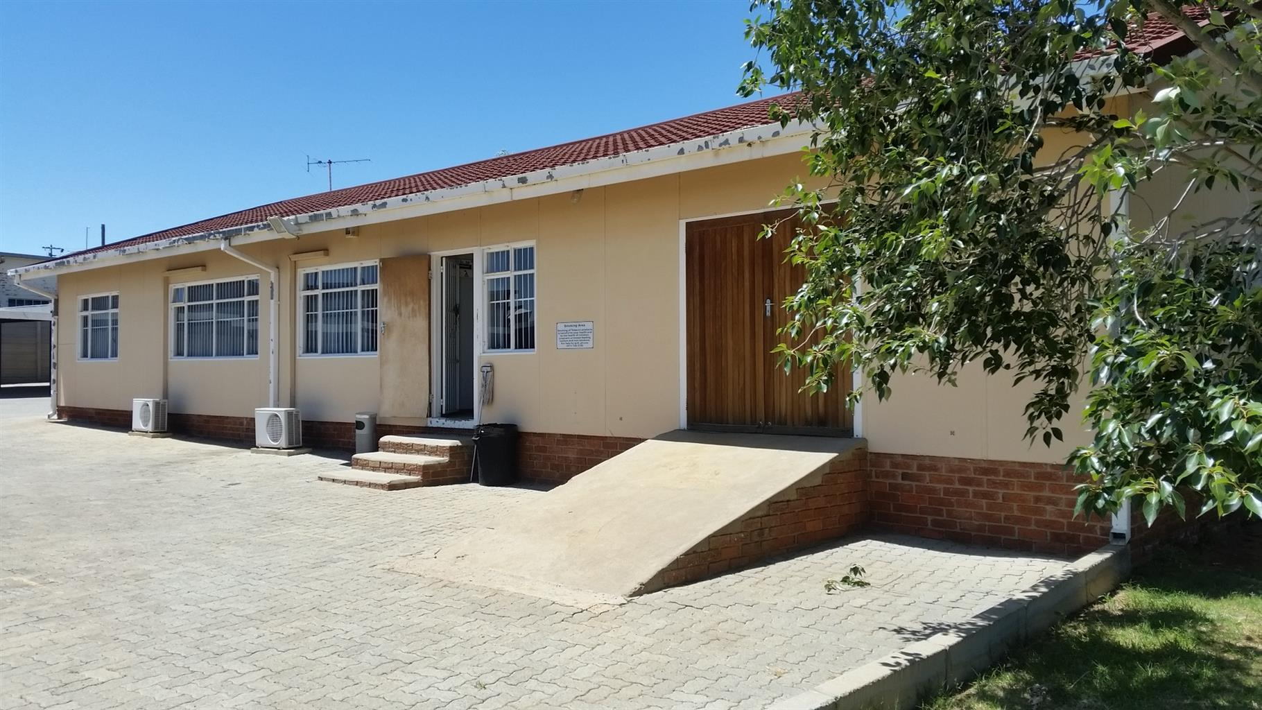 Online Auction of Telkom Property in Odendaalrus, Free State
