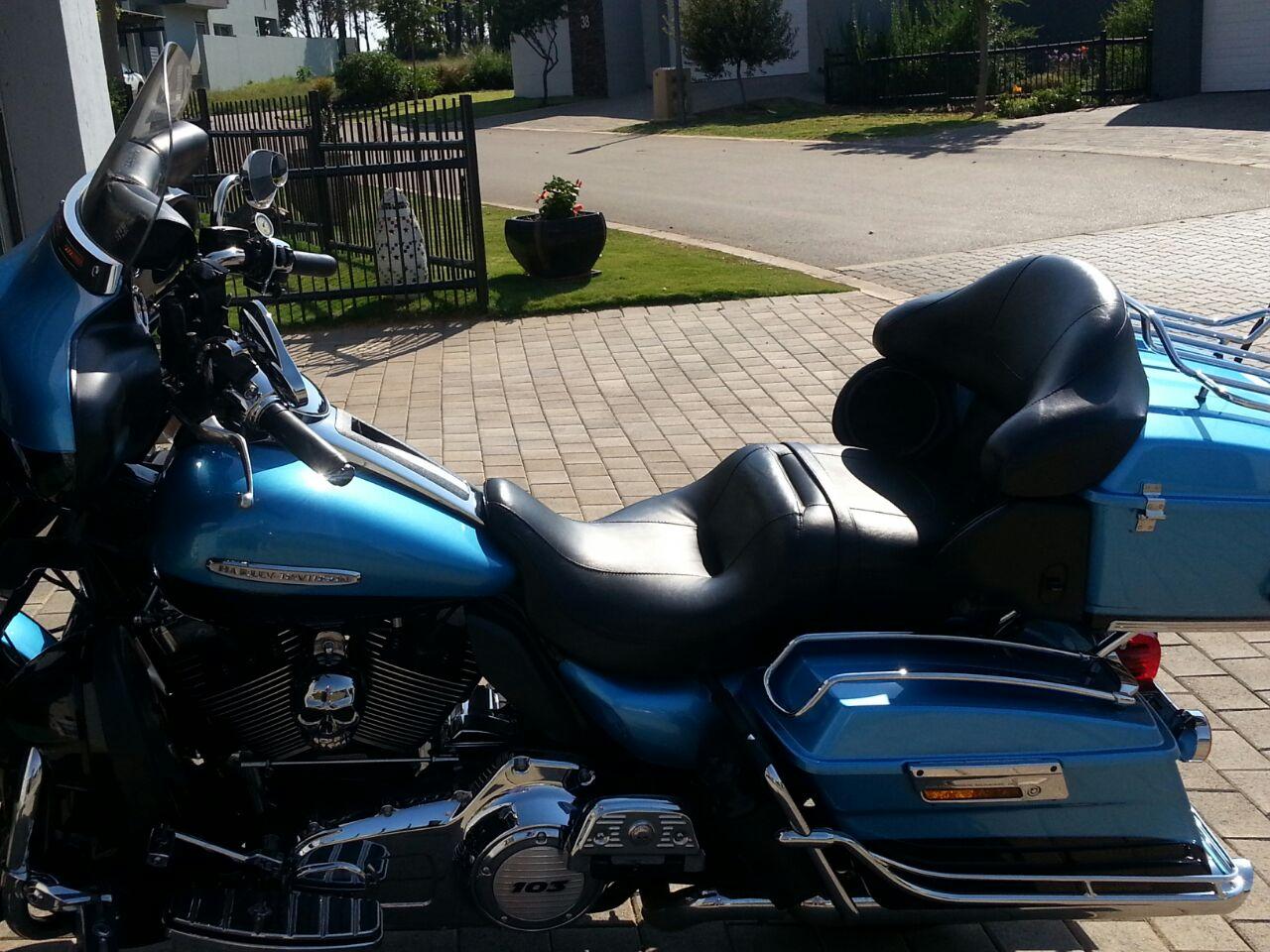 2011 Harley Davidson Ultra Glide