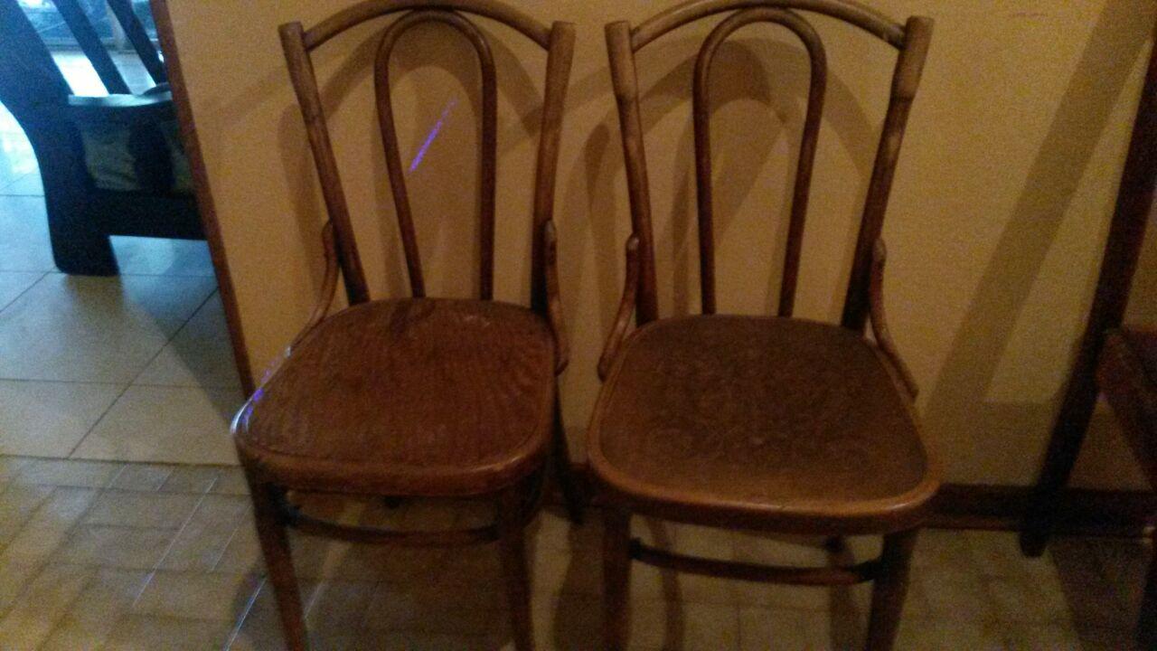 Antique Bentwood chairs - Antique Bentwood Chairs Junk Mail