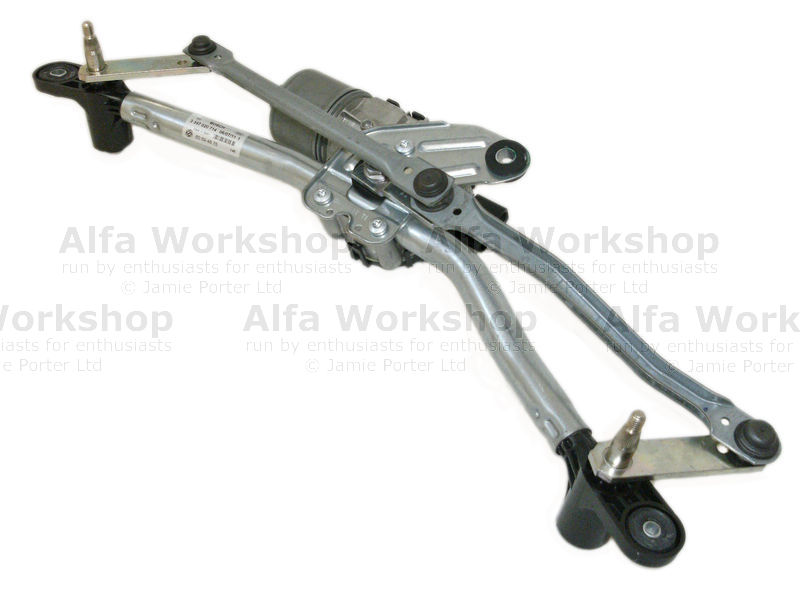 ALFA 147 front wiper linkage and motor for sale   Contact  0764278509   whatsapp 0764278509   Tel: 012 753 0656