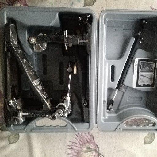 Double Bass Pedal (Tama Iron Cobra)