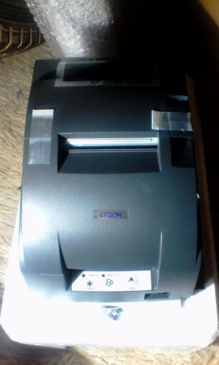 Epson tm-u220 USB Receipt Printer Brand New | Junk Mail