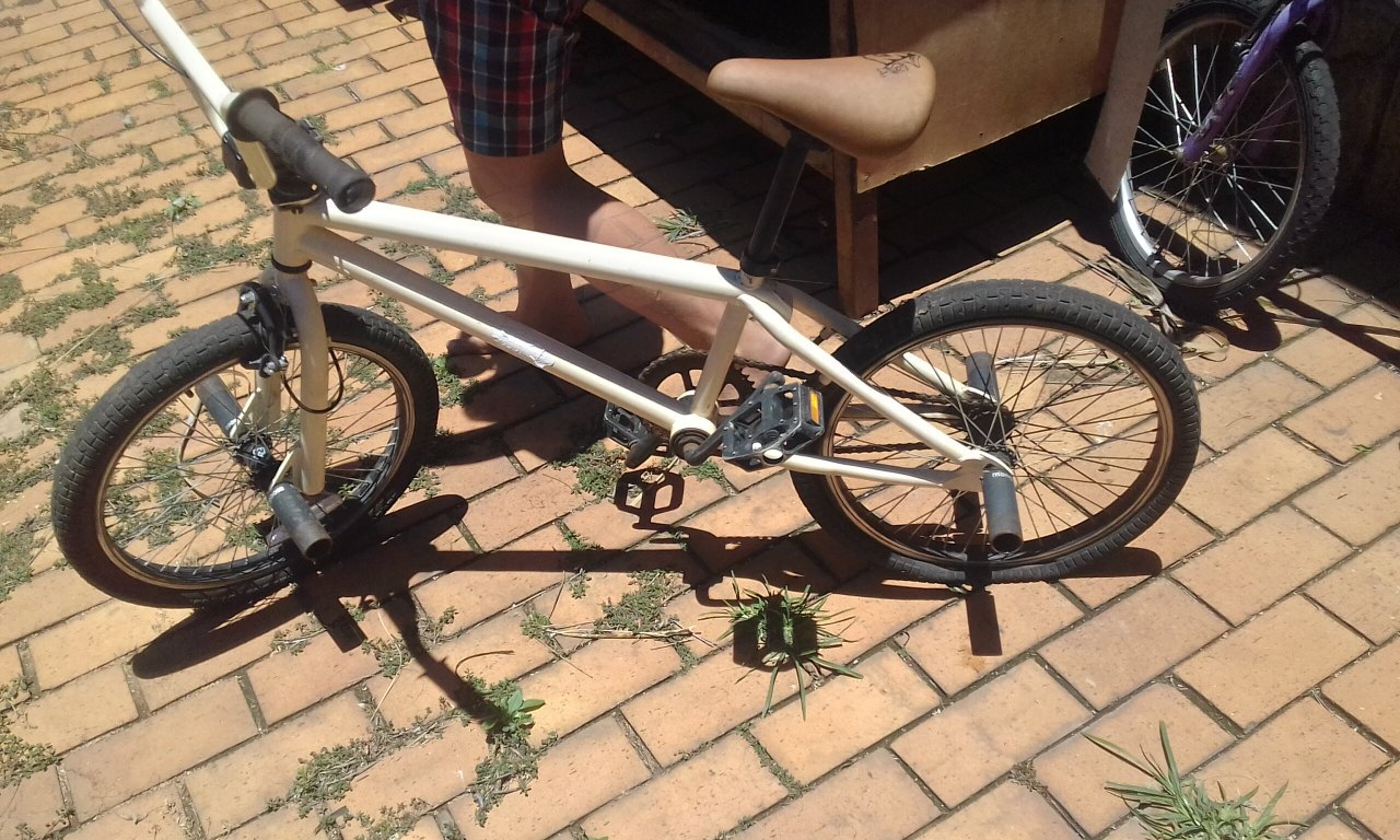 Mongoose bmx urgent sale