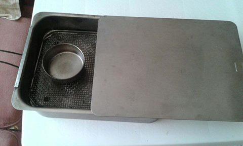 stainless steel roker 38x28