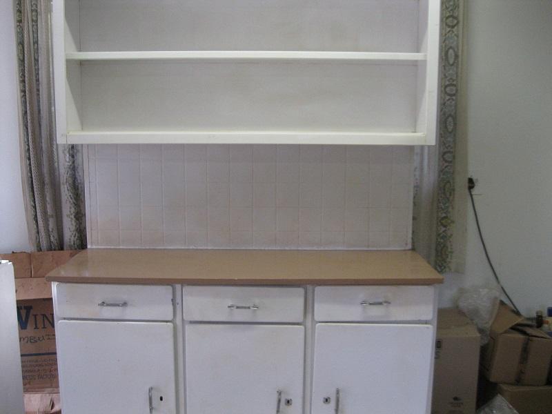 Kitchen Cupboards.