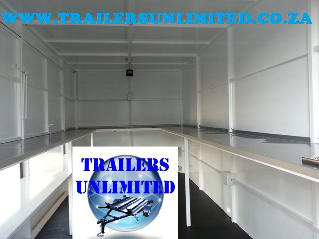 CATERING TRAILERS 4600 X 2000 X  2000.