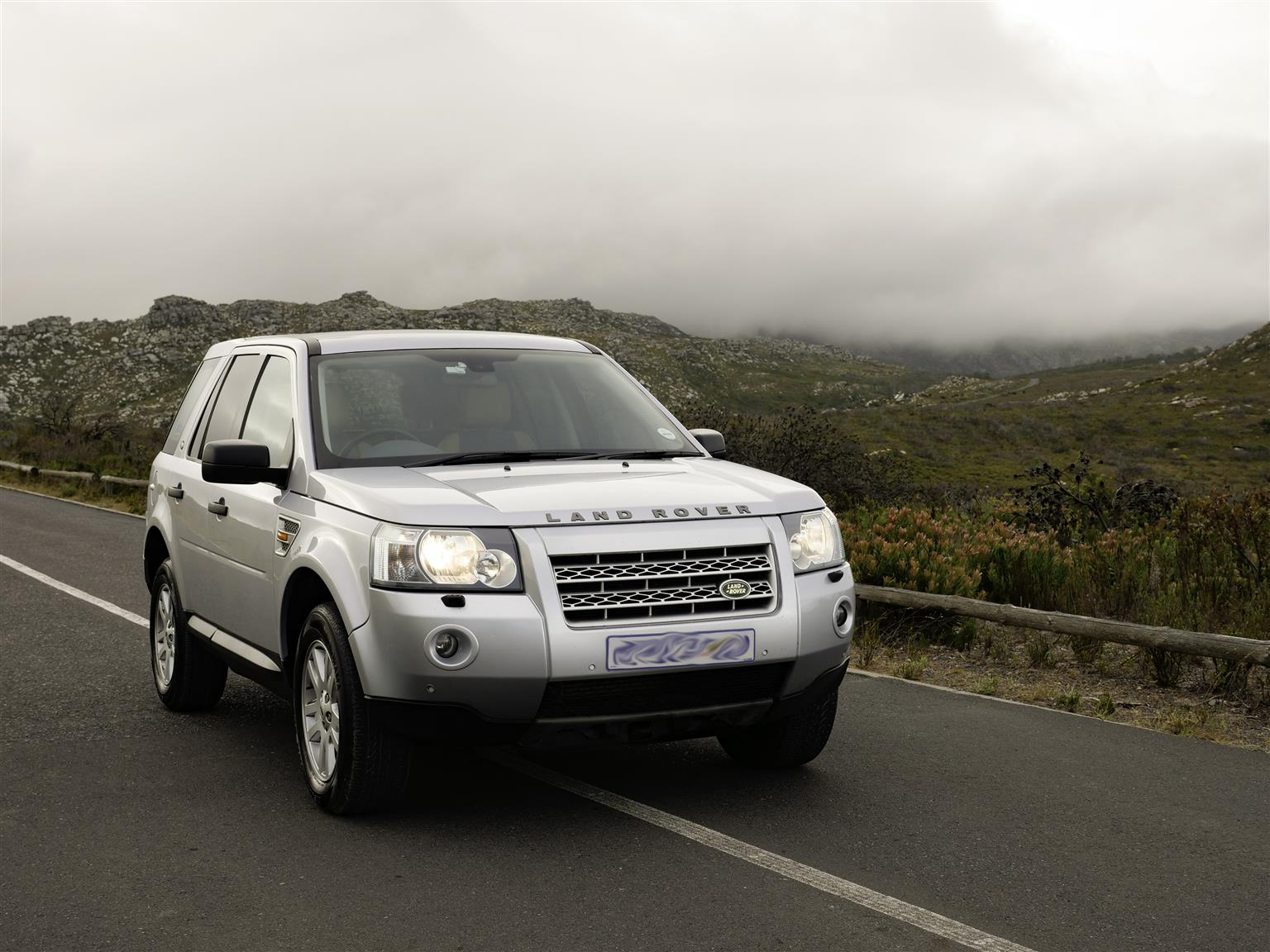 2007 land rover freelander towing capacity