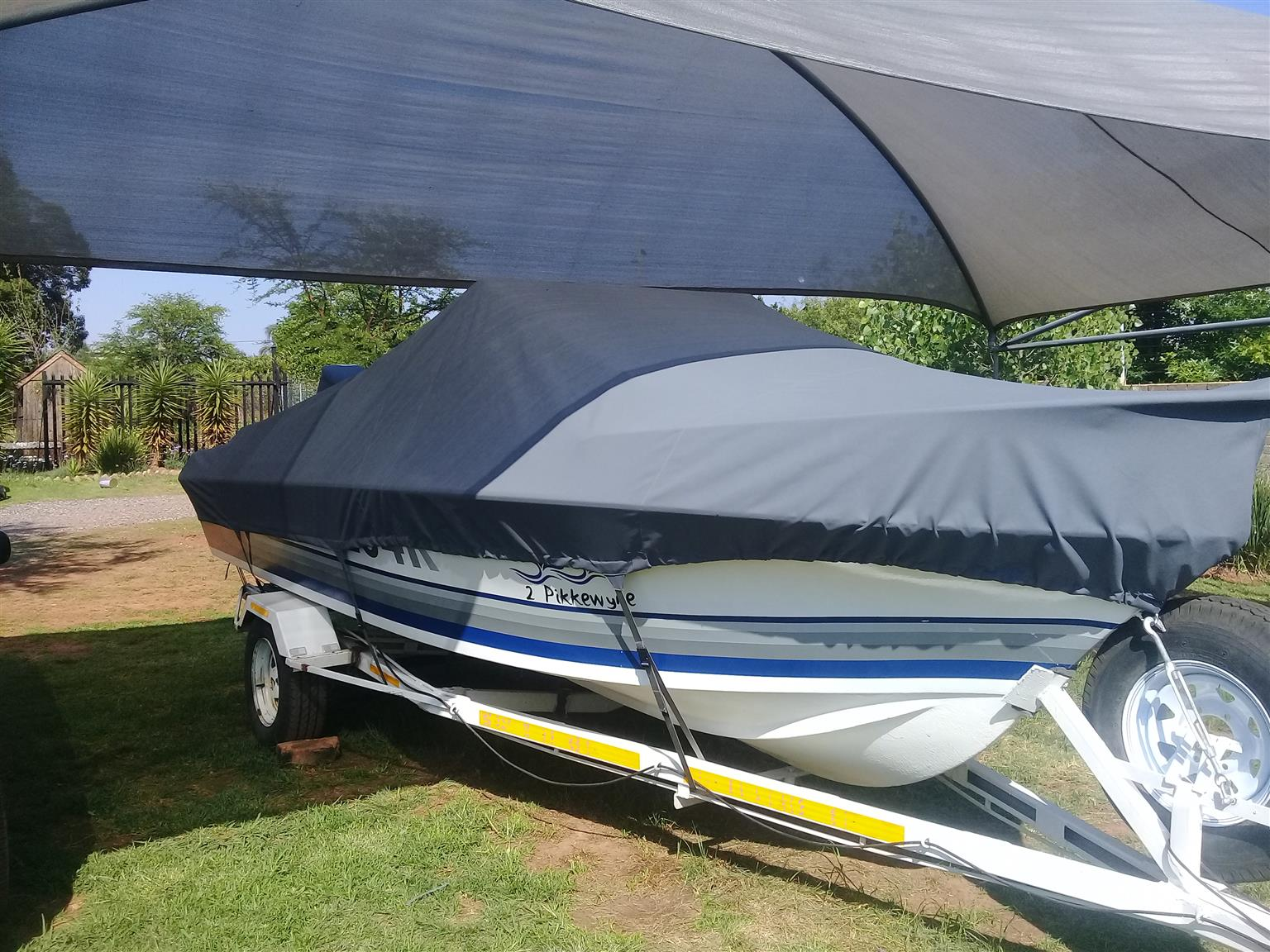 Boat covers made for all boats and trailers