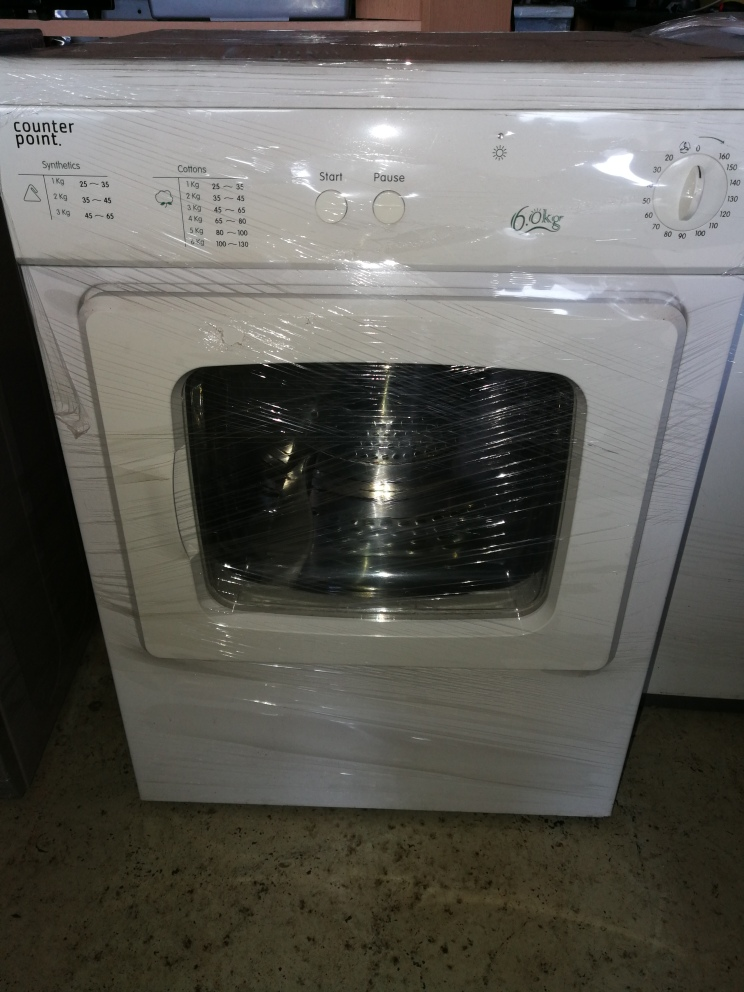 Counter point tumble dryer