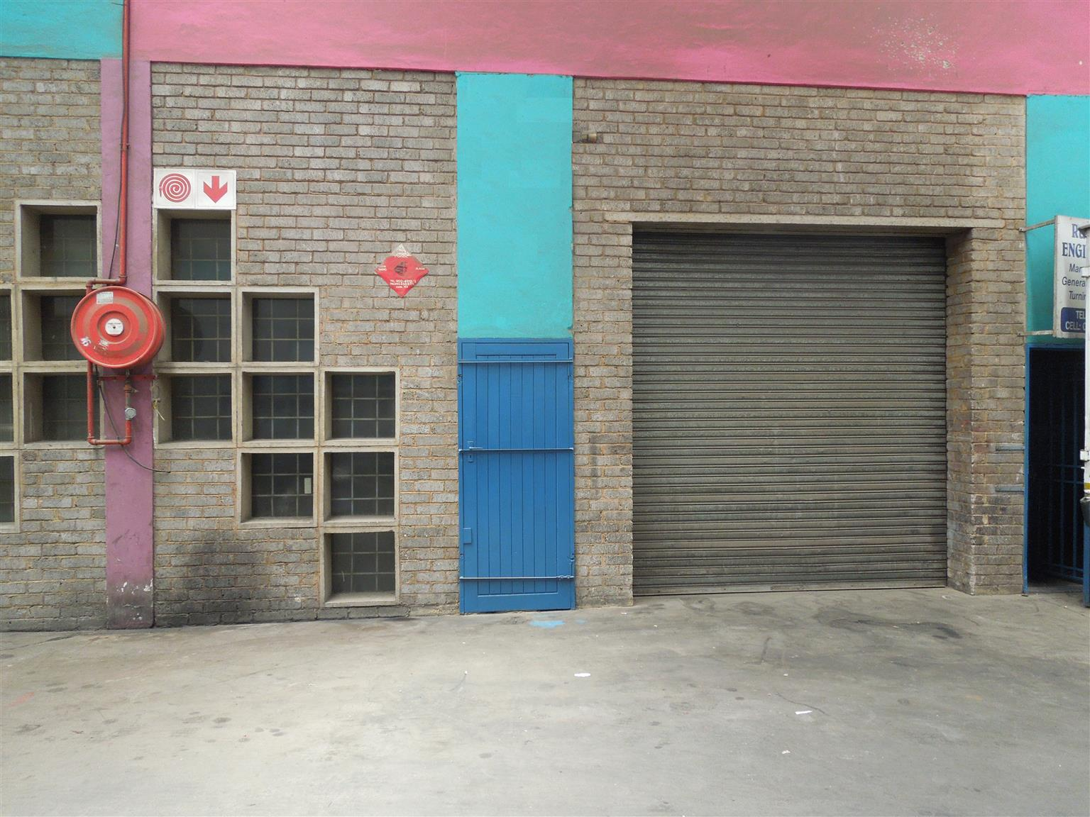 67m² Factory/Warehouse to let in the heart of Heriotdale.