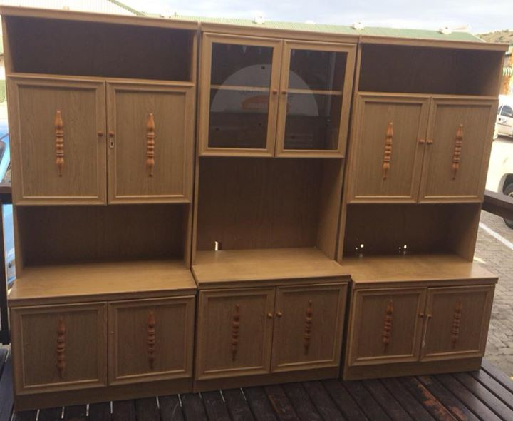 3pce Room divider/wall unit | Junk Mail