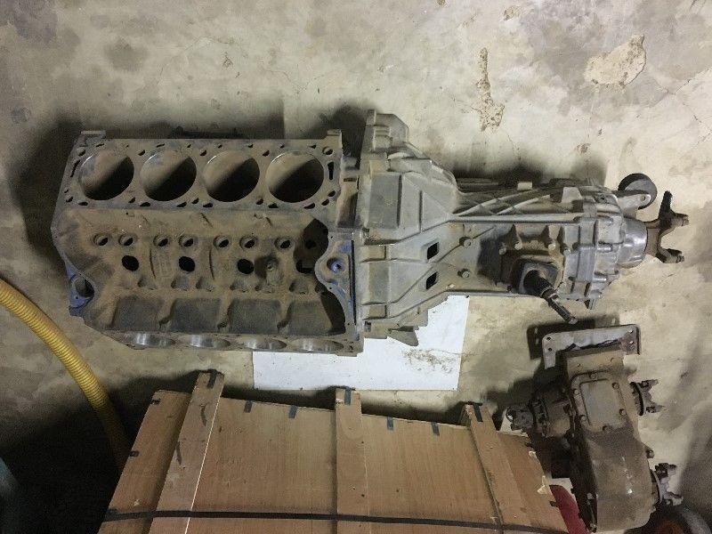 Ford 460 big block V8 engine