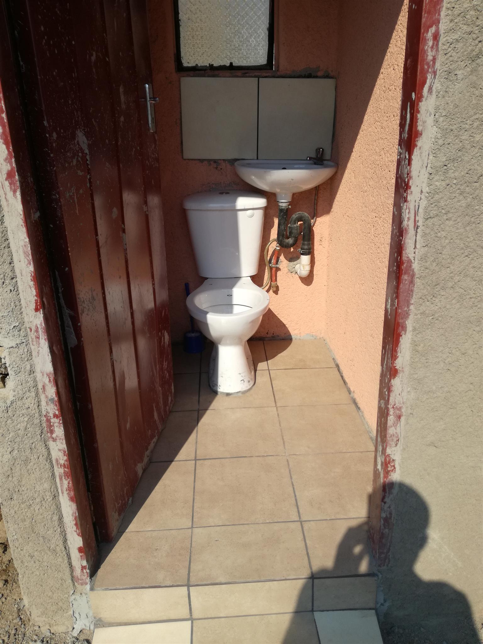 Rooms for rental in hammanskraal kanana ext 2