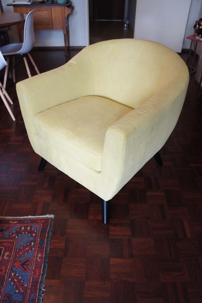 UFO Tub Chairs - 2 for R3,000