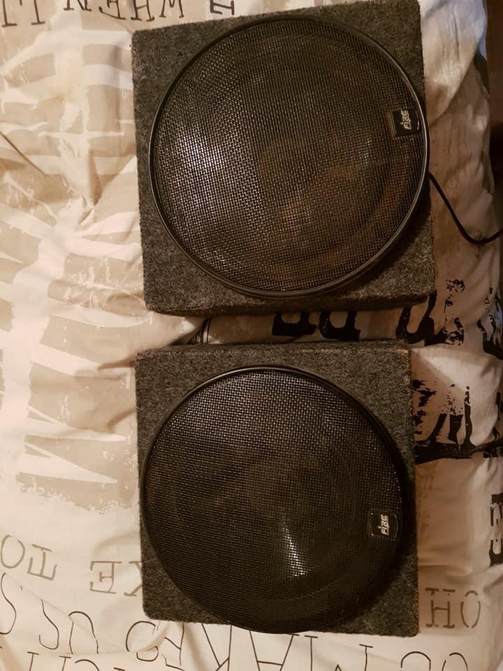 Bakkie sound system te koop