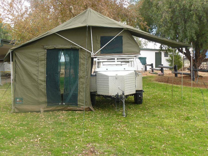 Brand-new 1.6 Senior  Trailer tent