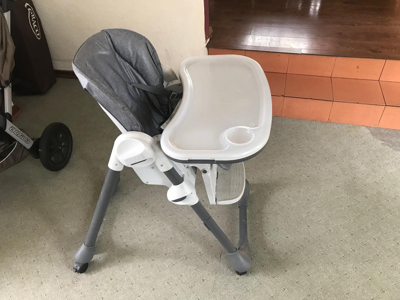 Chicco Polly High Chair & Chicco Polly High Chair | Junk Mail