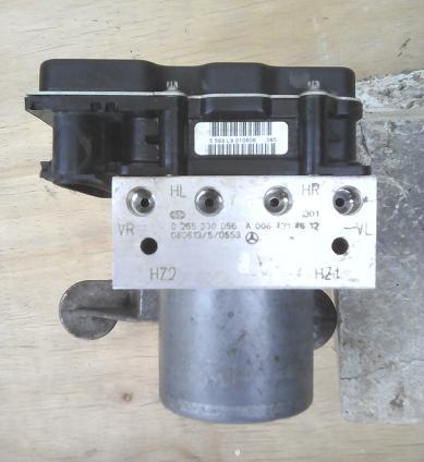 Mercedes Benz A Class ABS Pump Control Module Unit W169   -   B Class W245