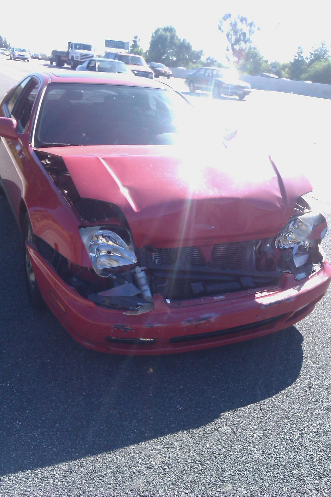 Honda Prelude stripping for spares!! | Junk Mail