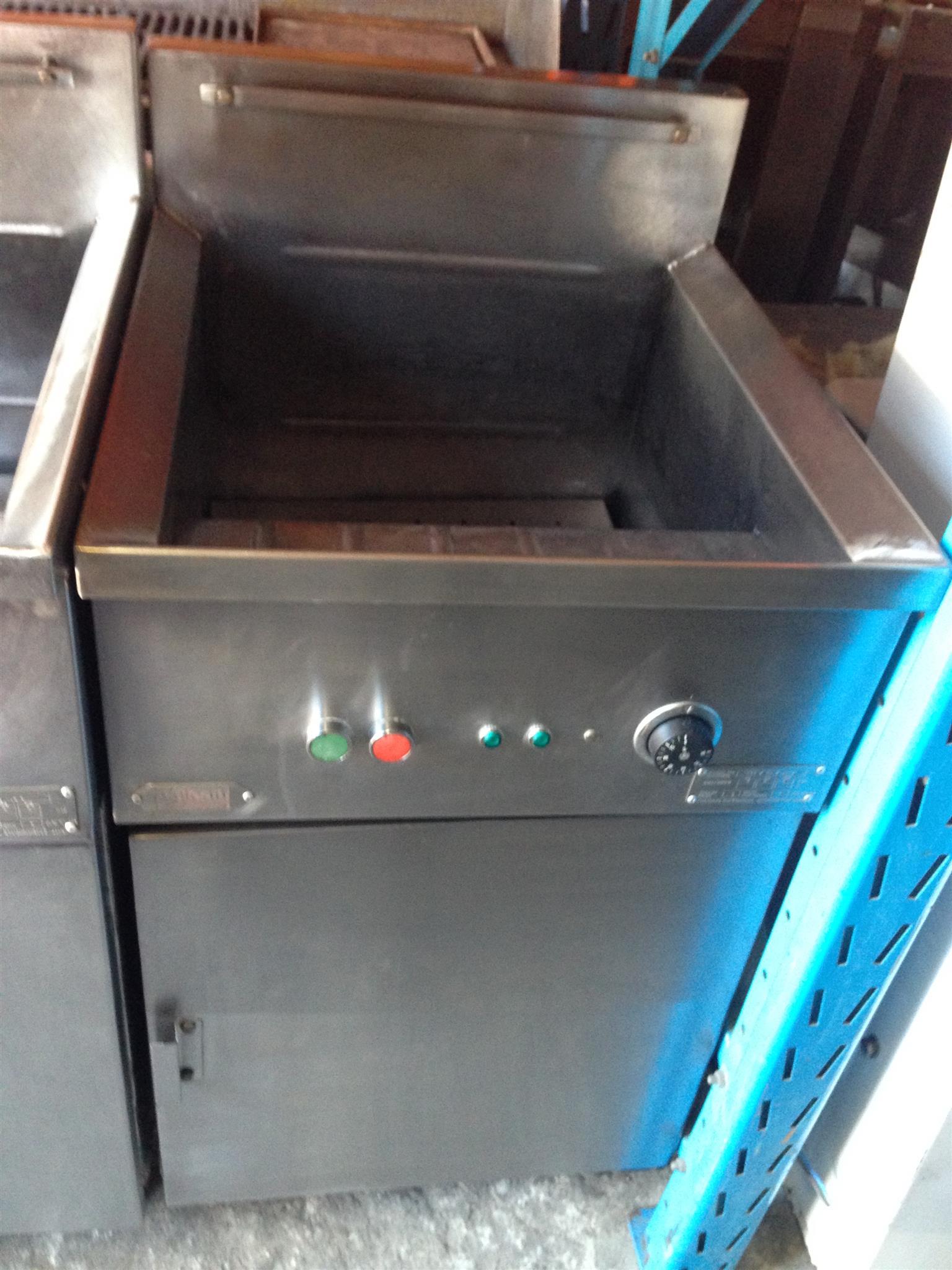 20L Vulcan Fryer