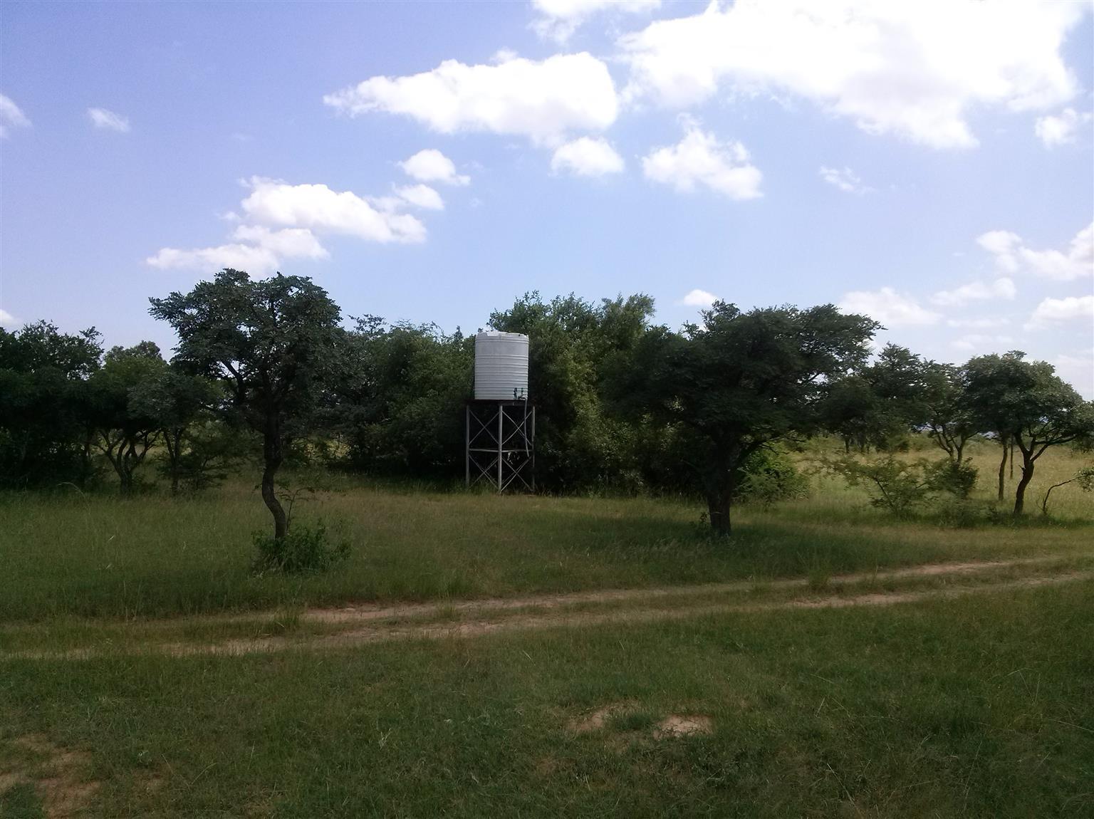 1Ha(10,000sqm) plot available between Pretoria and Hammanskraal