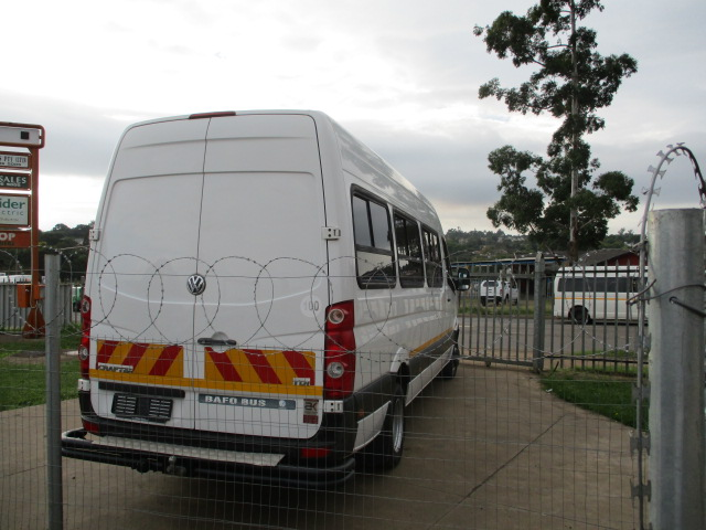 2014 V.W Crafter 50. 2.0lt TDI. 23 seater bus.